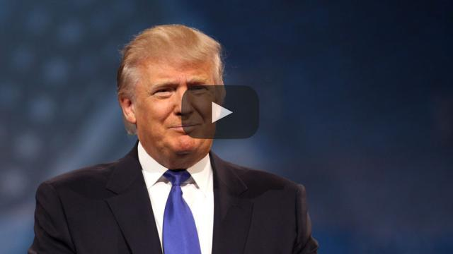 Trump dice: Siempre pondré a los Estados Unidos en primer lugar