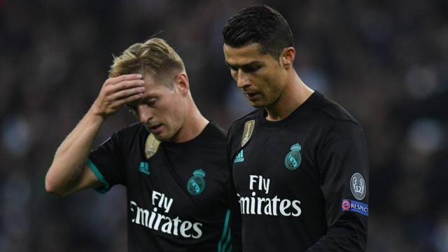 Resumen europeo: Ronaldo marca dos veces, Real Madrid hunde al Valencia.