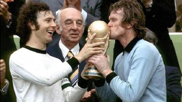 Campeón Mundial de Fútbol 1974 - Alemania