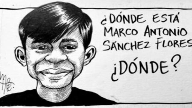 México está en la mira por la desaparición del estudiante de la UNAM