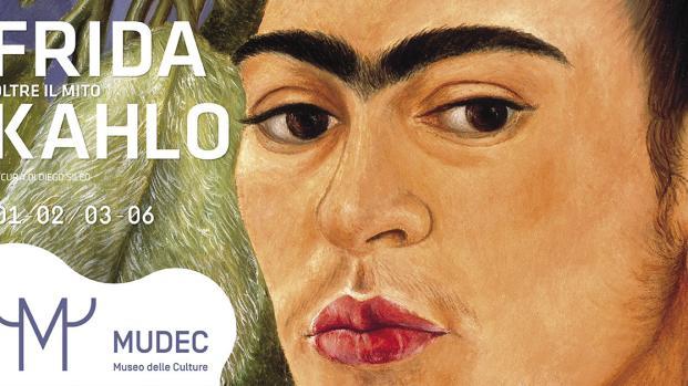 Frida Kahlo mai vista al MUDEC di Milano