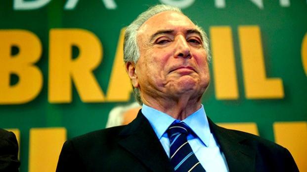 """Vídeo: Temer sobre Lula: """"morto ele não está"""""""