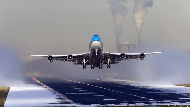 El último Boeing 747 va al cementerio de Arizona