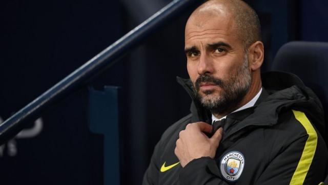 Pep Guardiola pide protección a los jugadores después de lesión de Leroy Sané