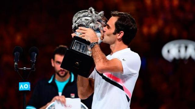El Maestro, Roger Federer, liquida a Cilic para ganar su sexto Australian Open