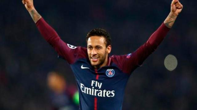 Neymar sigue siendo el centro de la especulación