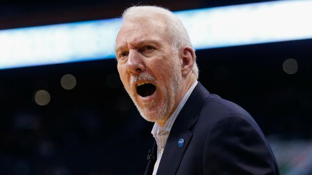 Gregg Popovich de los Spurs da su opinión sobre las declaraciones de LaVar Ball