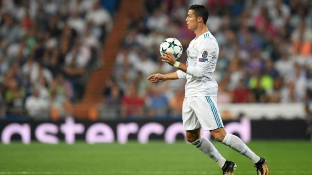 Futbol: Coloso europeo quiere comprar a Cristiano Ronaldo