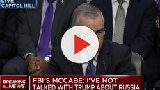 The FBI Deputy Director, Andrew McCabe has resigned