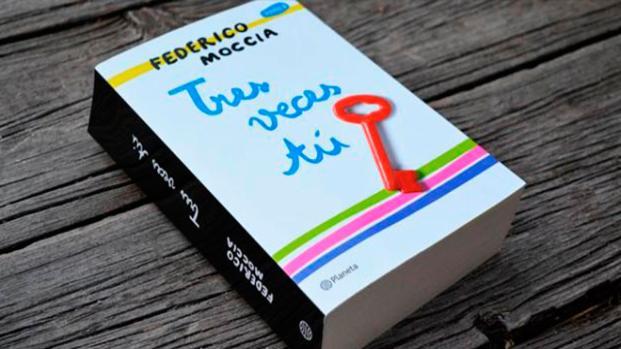 "Reseña del libro de Federico Moccia ""Tres veces tú"""