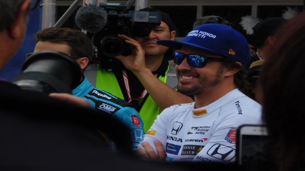 Fernando Alonso parteciperà alla 24 ore di Le Mans