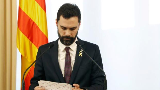 VIDEO: El aplazamiento del pleno de investidura divide al independentismo