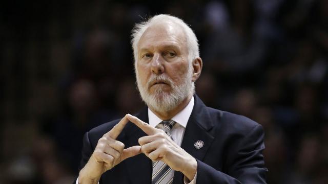 Gregg Popovich de Spurs habla sobre Kawhi Leonard y el tema sobre LeBron