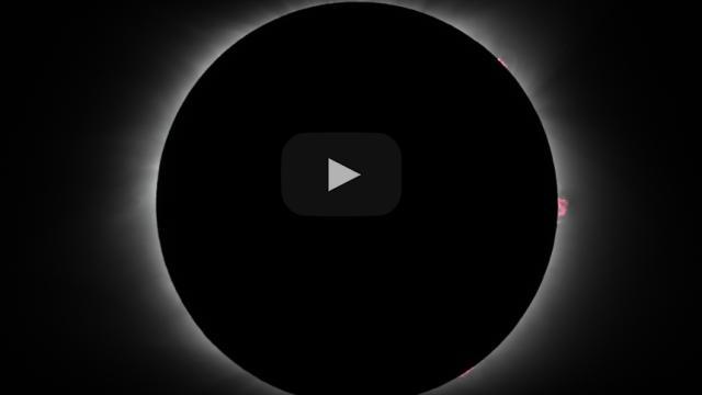 ¡Increíble eclipse total de Luna este 31 de enero!