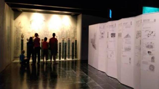 En la frontera sur Chetumal, su Museo Maya y el aeropuerto más pequeño de México