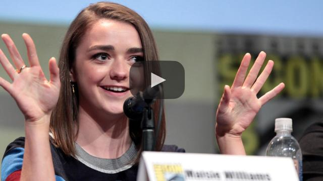 Maisie Williams da la fecha del inicio de la última temporada de Game of Thrones