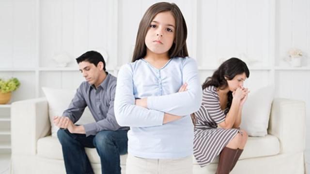 ¿Están los hijos del divorcio condenados al fracaso?