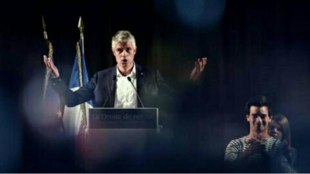 LR : Les limites du discours de Laurent Wauquiez