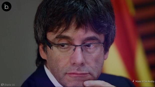 Vídeo: Puigdemont busca nuevas elecciones en Cataluña