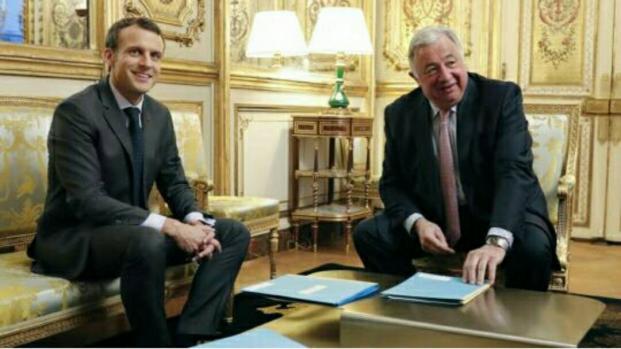 Réforme constitutionnelle : Ce que risque Macron