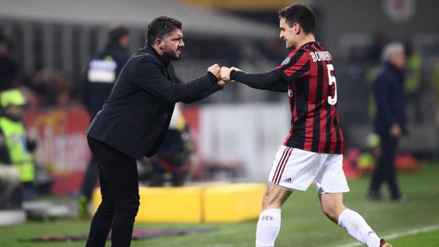 El espíritu de Milán bajo Gennaro Gattuso comienza a ganarle a los escépticos