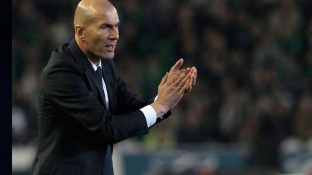 Zinedine Zidane diseña la estrategia para vencer al Paris Saint-Germain