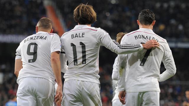 Real Madrid pone 400 millones de euros para reemplazar a la BBC