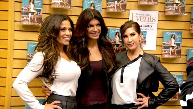 Teresa acusa a Kim D. de ser un Señora en RHONJ reencuentro
