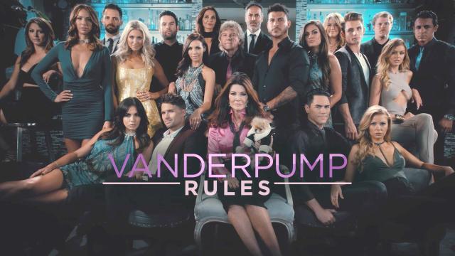 Vanderpump Rules compara el romance de Jax y Brittany con una película de terror
