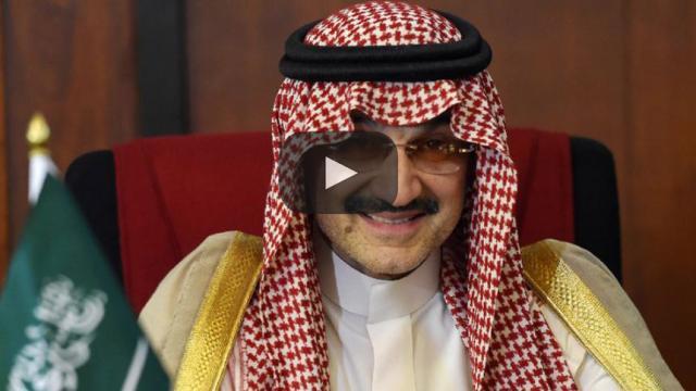 El multimillonario saudita Freed Alwaleed está bajo arresto domiciliario