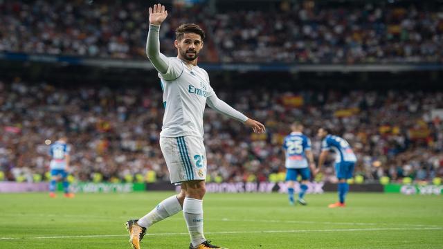 Futbol: ¿Isco de salida? El crack ha propuesto dejar el Real Madrid