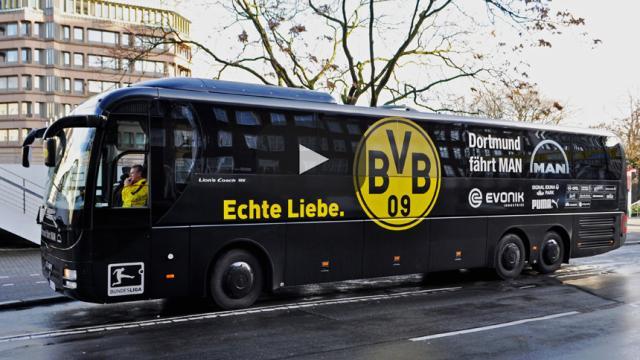 Ataque a autobús del Borussia Dortmund: el futbolista Bartra