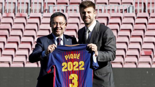 Piqué: No me arrepiento de llamarlos 'Espanyol de Cornellà'