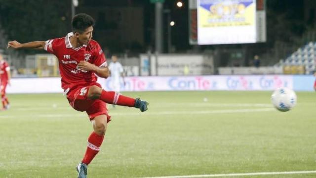 Fútbol: Cagliari, vamos un paso adelante con las noticias de norcoreano Han