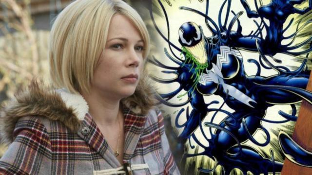 Venom reveló el papel de Jenny Slate y Scott Haze en la película