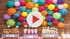 Festa infantil econômica: dicas e truques