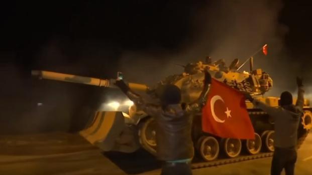 China: Turkey will not attack Manbij