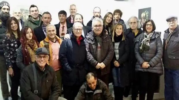 Collettiva IX mostra d'arte presso il Centro di Aggregazione Culturale di Ragusa