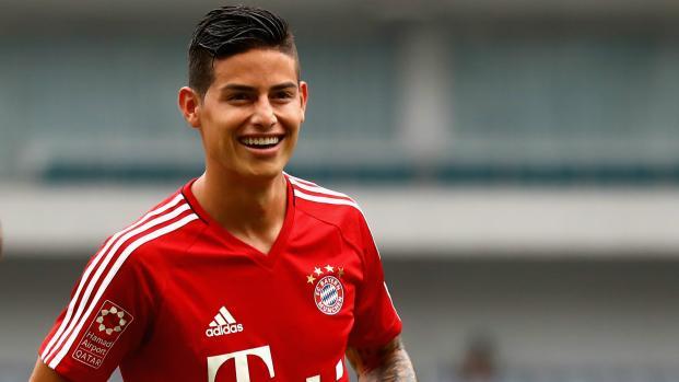 James Rodriguez voudrait déjà quitter l'Allemagne pour ce club !