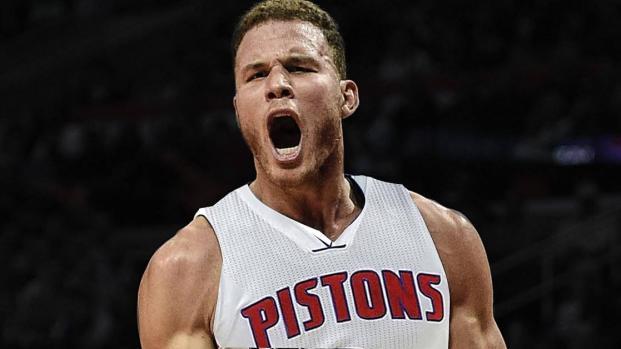 Blake Griffin lascia dopo 9 anni i Clippers e finisce ai Detroit Pistons