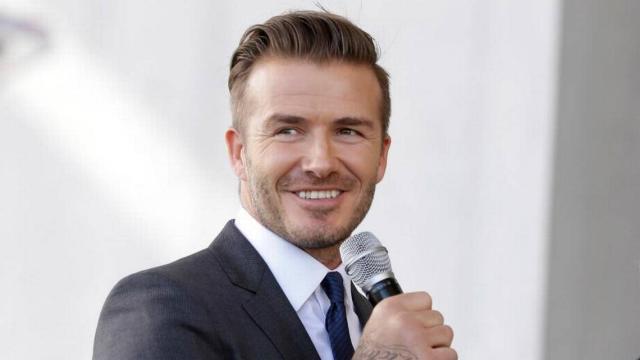 David Beckham anuncia el lanzamiento de su equipo MLS en Miami