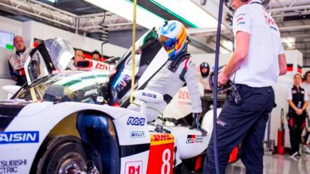 Fernando Alonso confirma que correrá las 24 Horas de Le Mans con Toyota