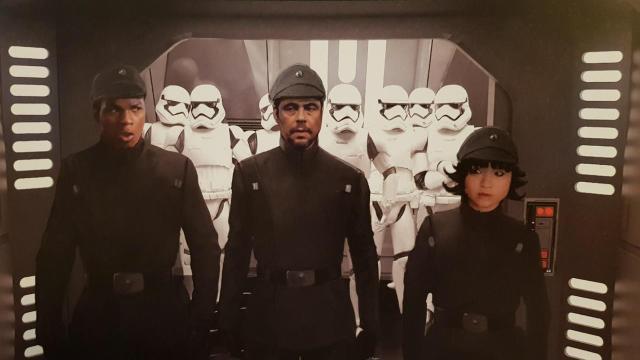 Star Wars: The Last Jedi, DJ-Most Wanted la crítica