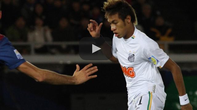 ¡Neymar Jr. se pelea con todos!