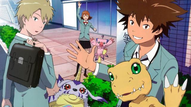 Digimon Adventure tri: Streaming de la película de Loss Film en inglés