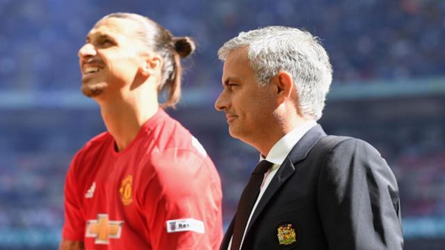 Zlatan puede abandonar esta temporada si lo desea, dice José Mourinho.