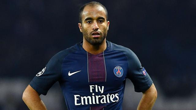 Tottenham acuerda una tarifa de £ 25m para Lucas Moura de PSG