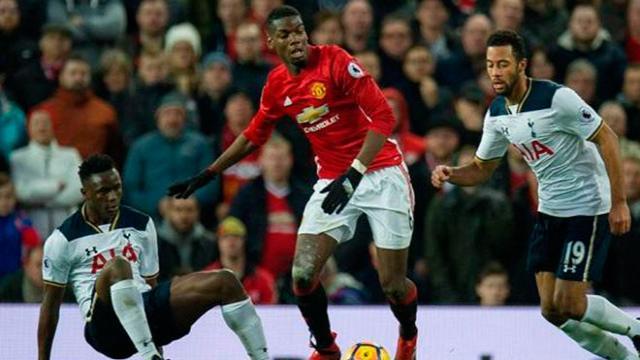 Manchester United derrotado por el Tottenham Hotspur
