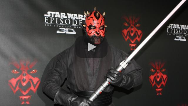 En el túnel del recuerdo con, Star Wars: El regreso del Jedi