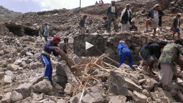 Los separatistas de Yemen capturan la mayor parte de Aden, dicen los residentes